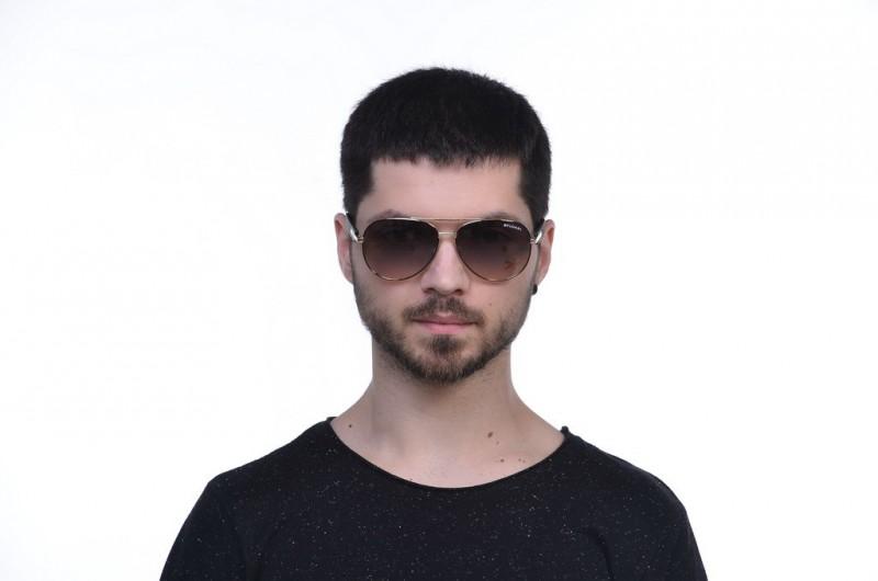 Мужские очки  2019 года 5013brown-M, фото 3