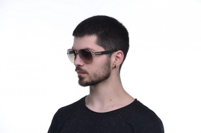 Мужские очки  2019 года 5013brown-M, фото 4