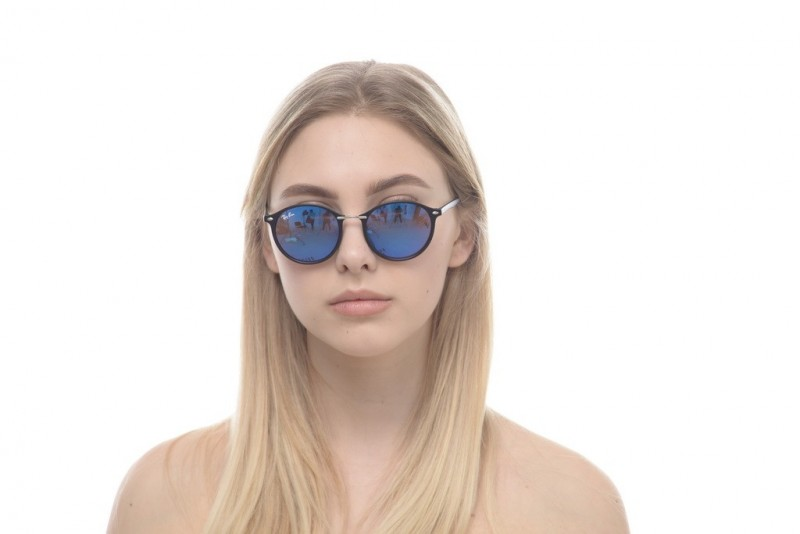 Ray Ban Round Metal 4242-601-s55, фото 4