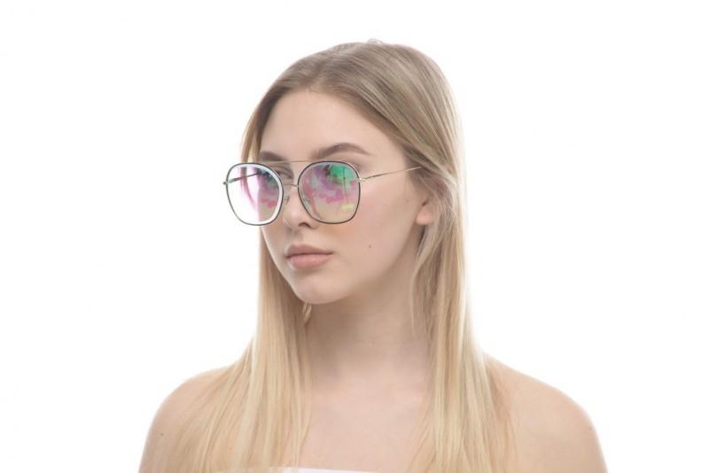 Женские очки 2021 года 6081green, фото 4