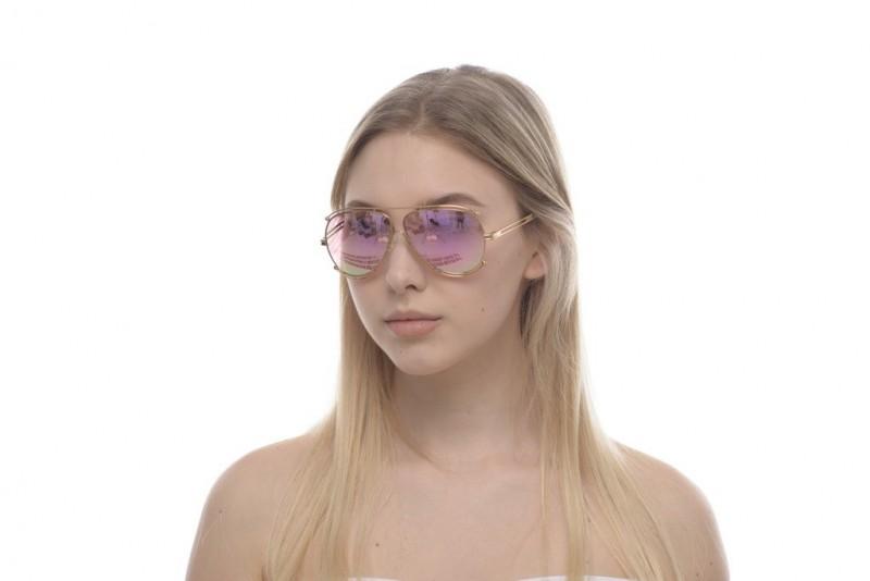 Женские очки Chloe 121s-744-W, фото 4