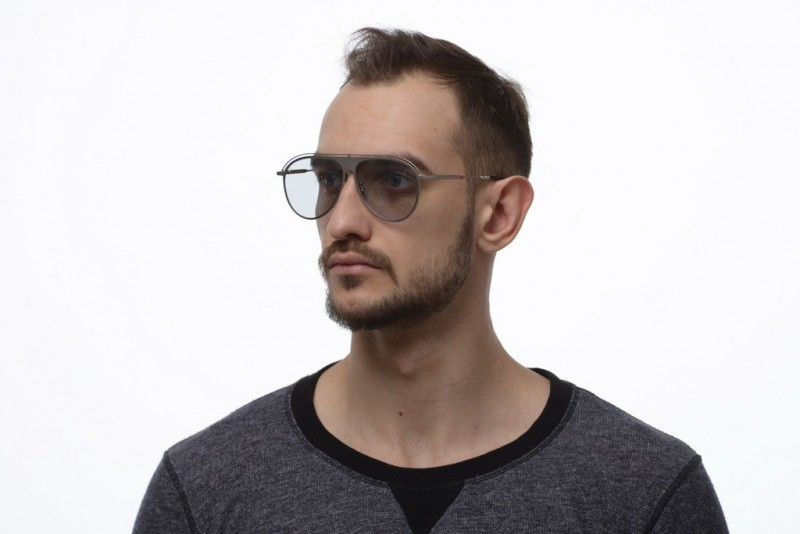 Мужские очки Christian Dior 0217grey, фото 4