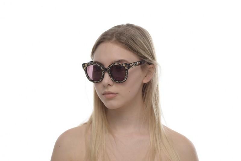 Женские очки Gucci 0116-003, фото 4