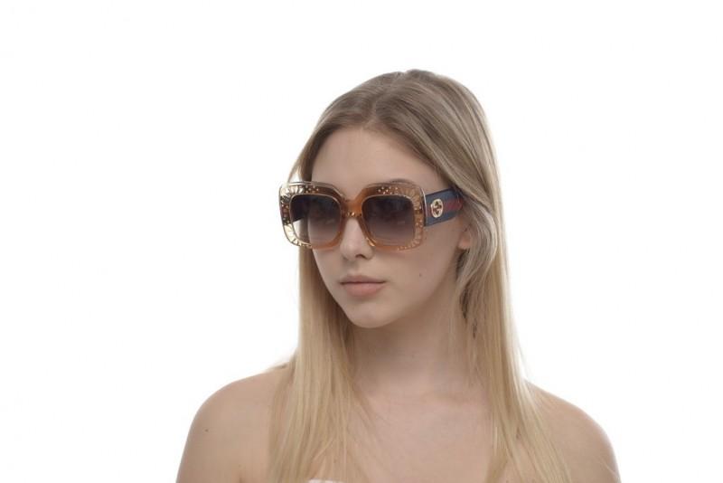 Женские очки Gucci 3862-m07rs, фото 4