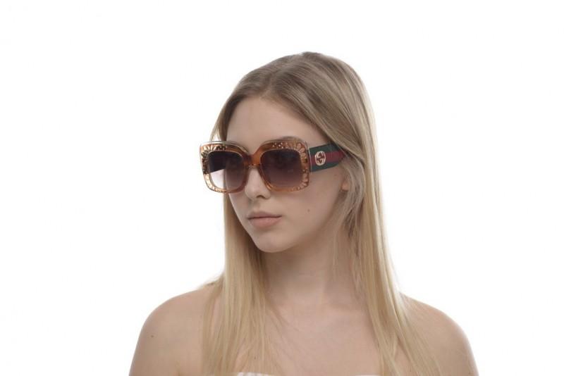 Женские очки Gucci 3862-gh8yz, фото 4