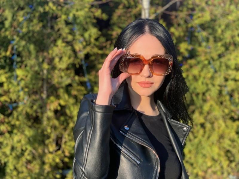 Женские очки Gucci 3862-gh8yz, фото 6