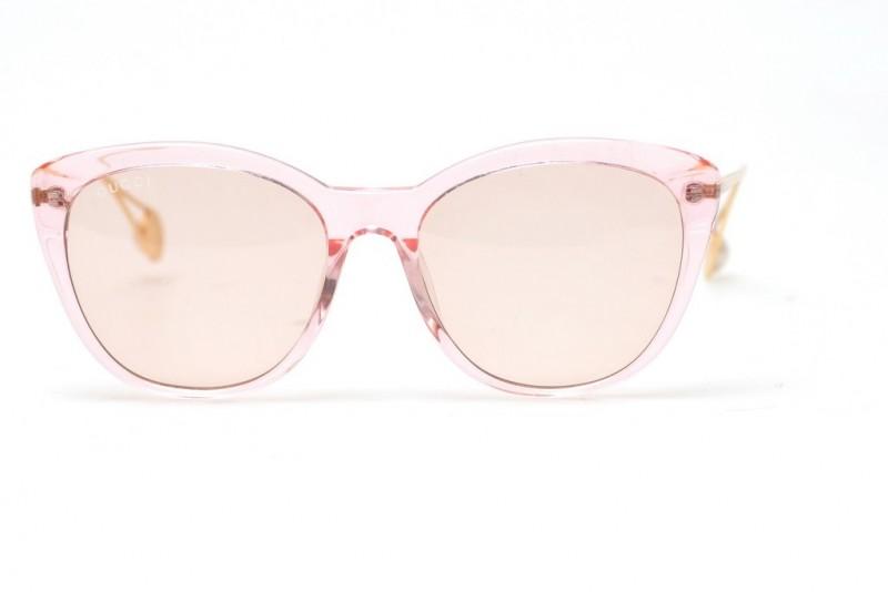 Женские очки Gucci 0112-brn, фото 1