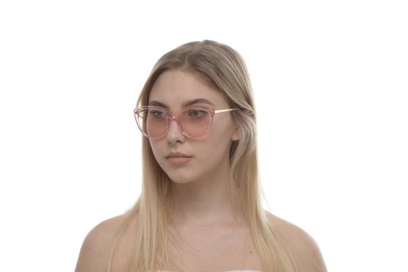 Женские очки Gucci 0112-brn, фото 4