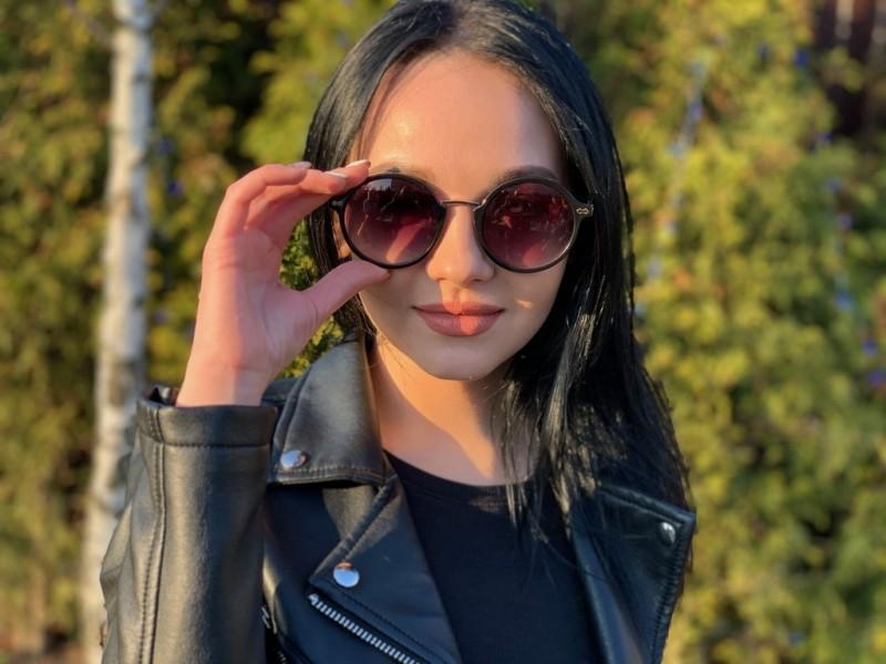 Женские очки Gucci 2836s-bl, фото 6