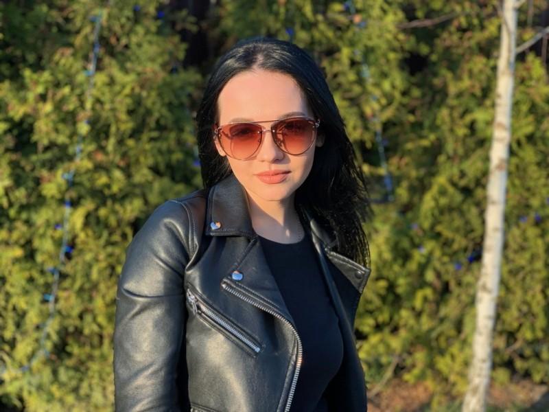 Женские очки Swarovski sw039-07, фото 6