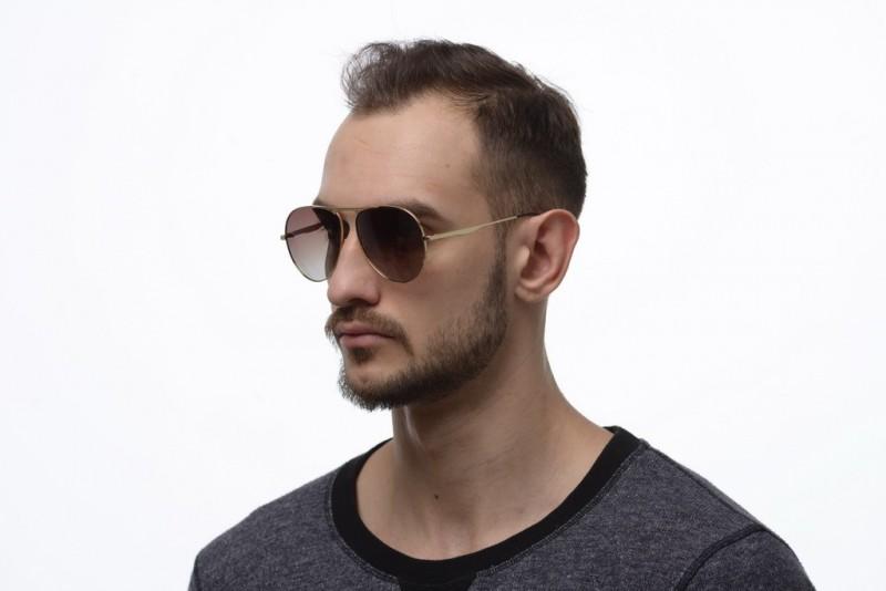 Мужские очки капли 31222c101-M, фото 4