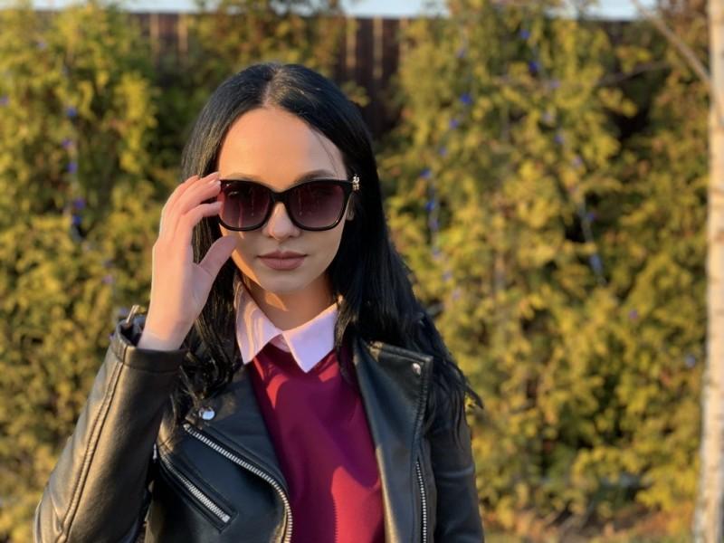 Женские очки Chanel 6624c2, фото 6