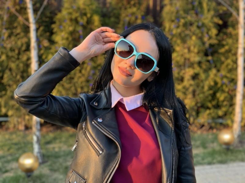 Женские очки Dior eixhd-59, фото 6