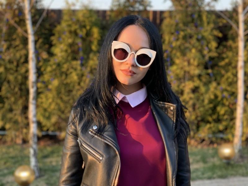 Женские очки Dior djsab, фото 6