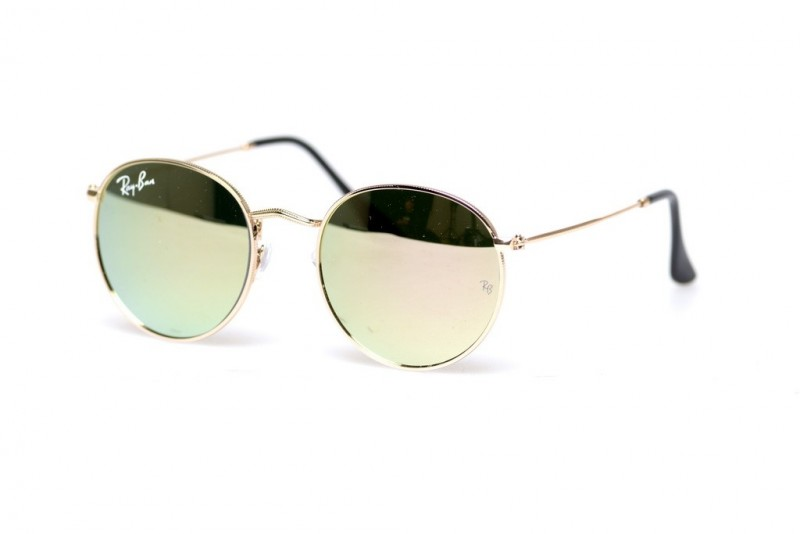 Ray Ban Round Metal 6002-z, фото 1