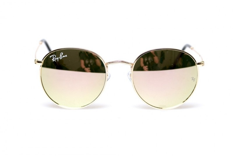 Ray Ban Round Metal 6002-z, фото 2