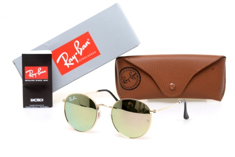 Ray Ban Round Metal 6002-z, фото 30