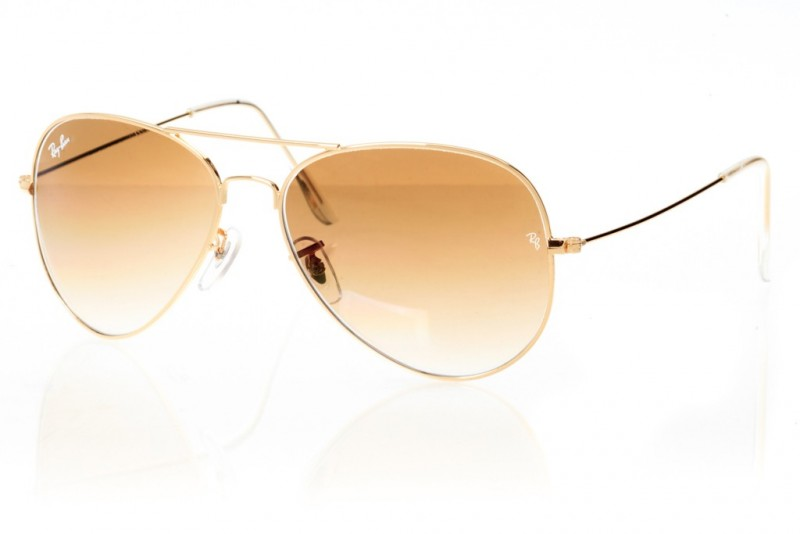 Ray Ban Original 3026Gold, фото 1