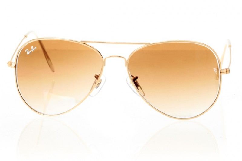 Ray Ban Original 3026Gold, фото 2