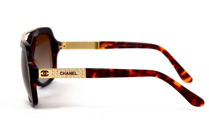 Женские очки Chanel 6027c06, фото 2