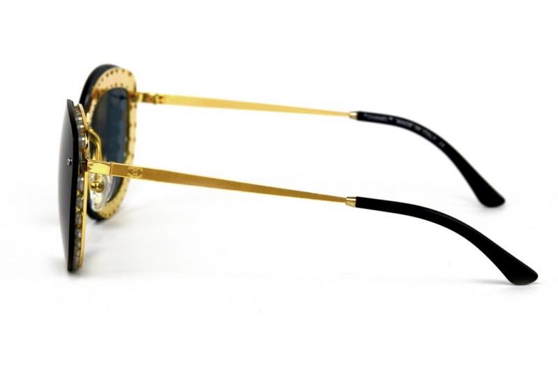 Женские очки Chanel 4236с1-gold, фото 2