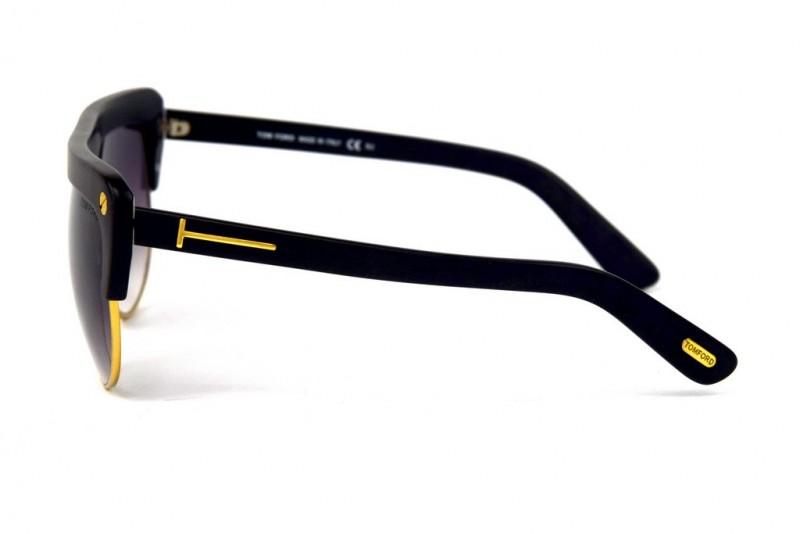 Мужские очки Tom Ford 0318/s-blue-M, фото 2