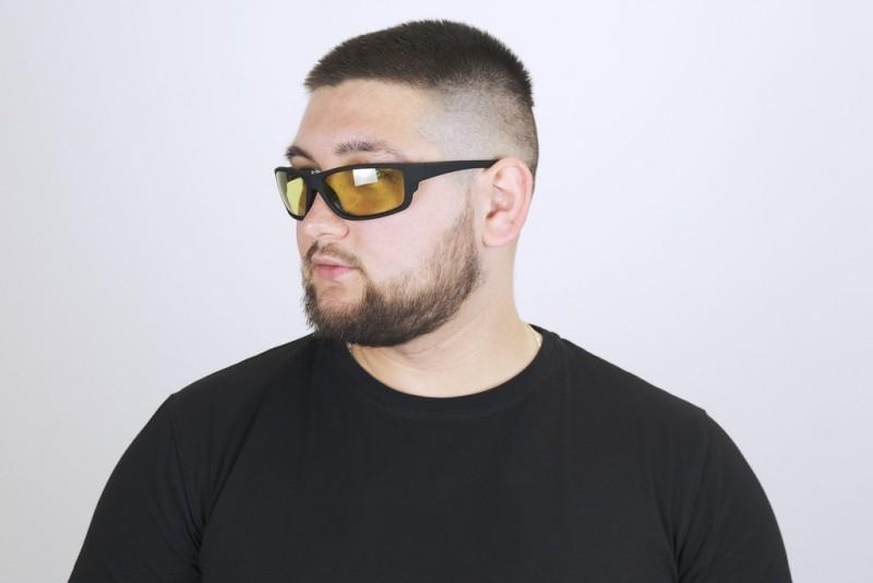 Мужские очки хамелеоны 8411-с3, фото 4