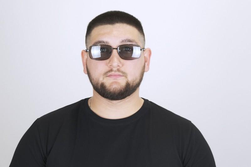 Мужские очки хамелеоны 8437-с1, фото 3