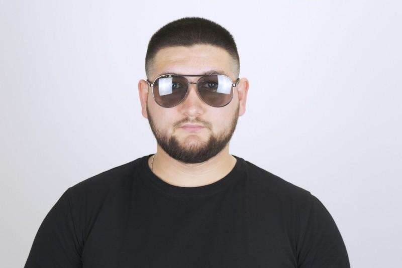 Мужские очки хамелеоны 8434-с3, фото 3