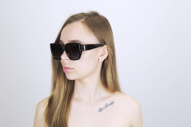 Женские очки Yves Saint Laurent 1001-52-15-135, фото 4
