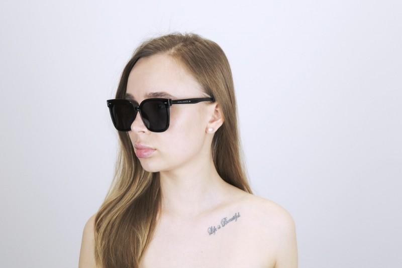 Женские очки 2021 года 2702-black, фото 4