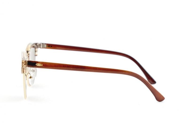 Женские классические очки 3016-brown-W, фото 2