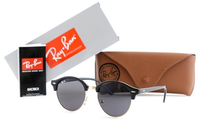 Ray Ban Round Metal 4246-silver, фото 30