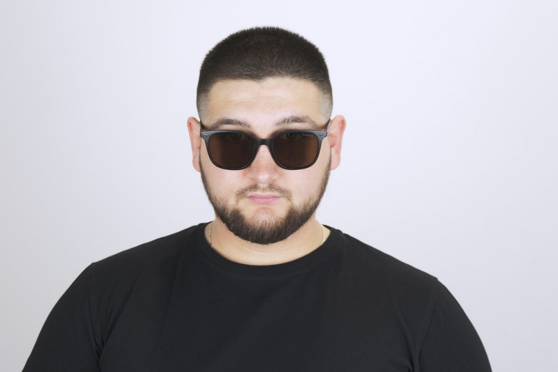 Мужские очки  2021 года 4297-brown-M, фото 3