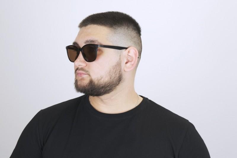 Мужские очки  2021 года 4297-brown-M, фото 4