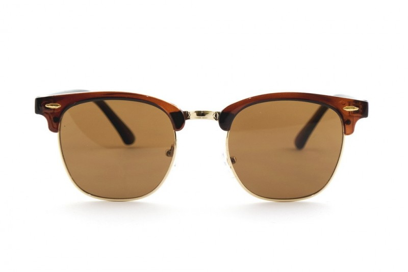 Мужские очки  2021 года 3016-brown-M, фото 1