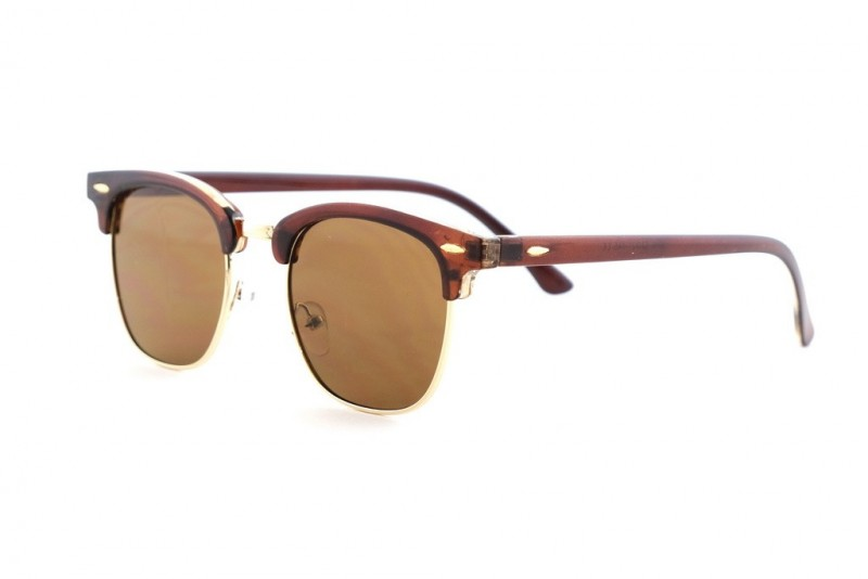 Мужские очки  2021 года 3016-brown-M, фото 30