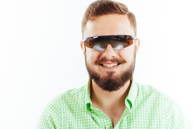 Водительские очки SM02BM, фото 4