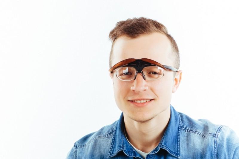 Водительские очки SM02BM, фото 6