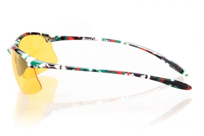 Водительские очки S01KG yellow, фото 2