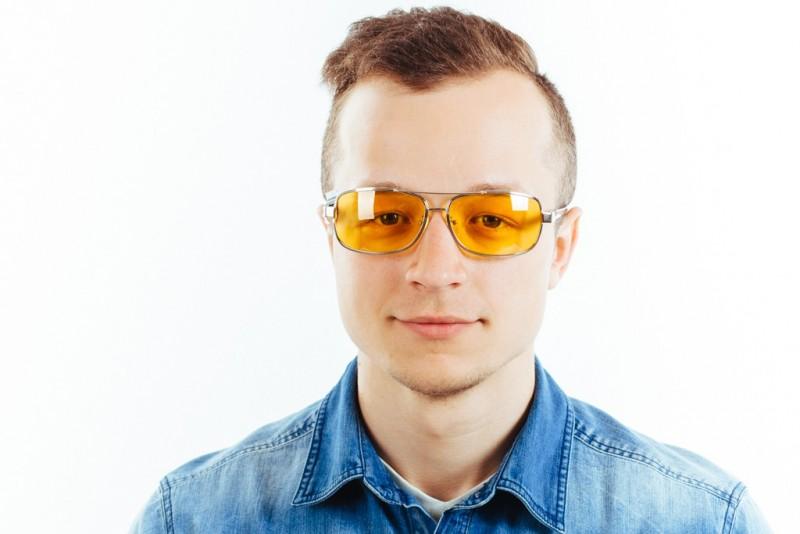 Водительские очки K01 yellow, фото 5