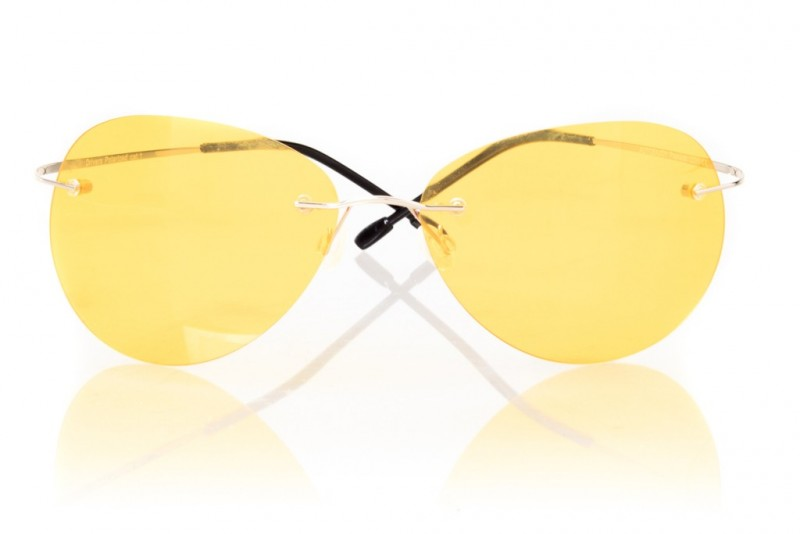 Водительские очки L03 yellow, фото 1