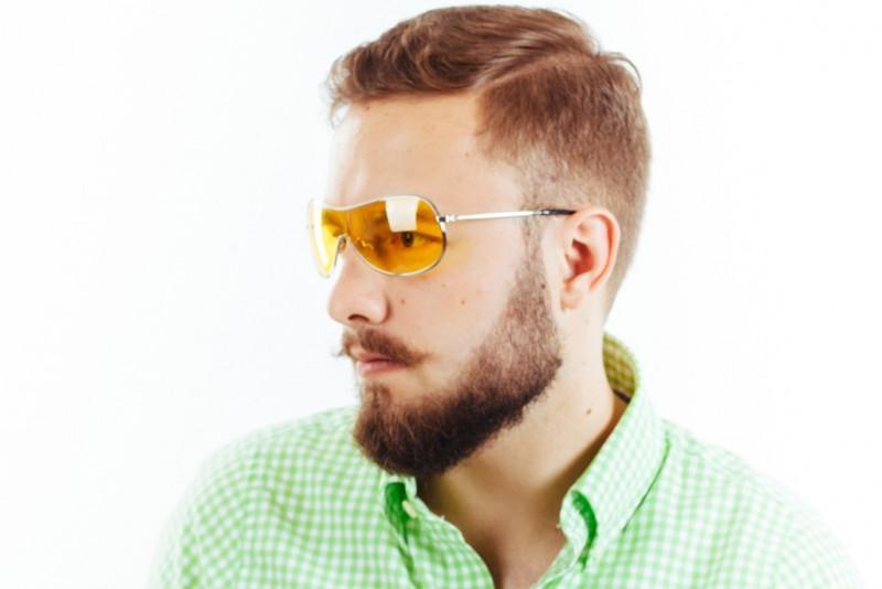 Водительские очки M01 yellow, фото 4