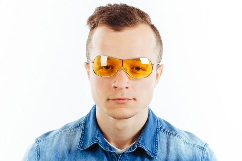 Водительские очки M01 yellow, фото 5