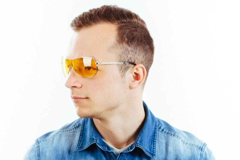 Водительские очки M01 yellow, фото 6