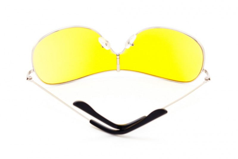 Водительские очки M02 yellow, фото 2