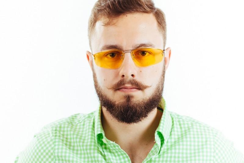 Водительские очки CF507 yellow, фото 3