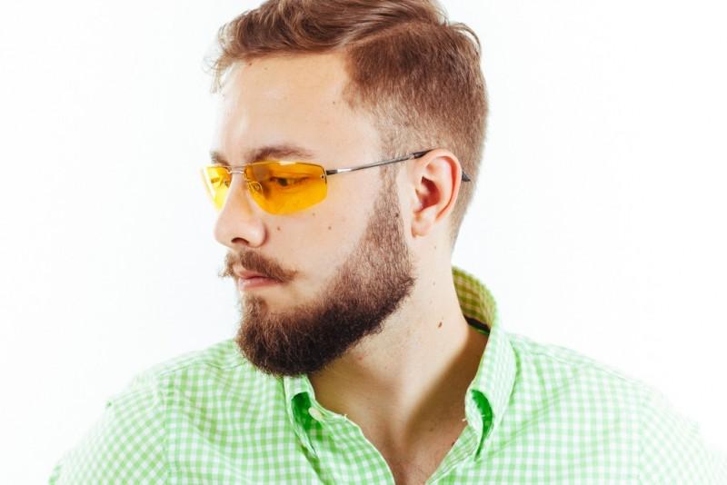Водительские очки CF507 yellow, фото 4