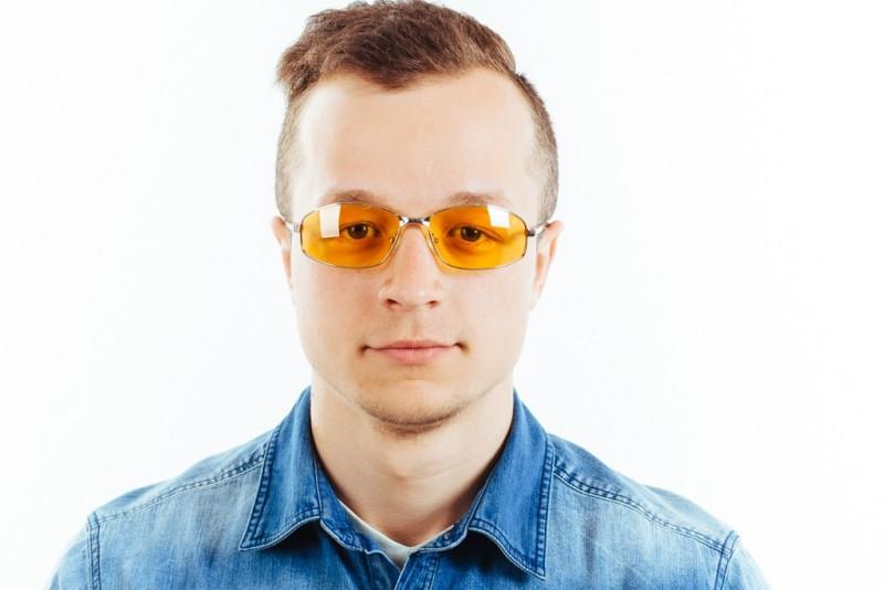Водительские очки CF773 yellow, фото 5