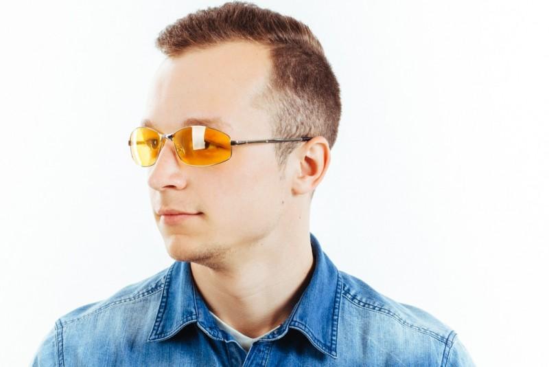 Водительские очки CF773 yellow, фото 6